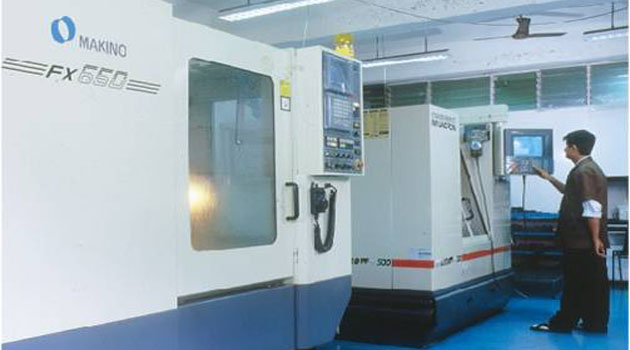 Precision Machining and Quality Finishing Services -Kalyani Forge