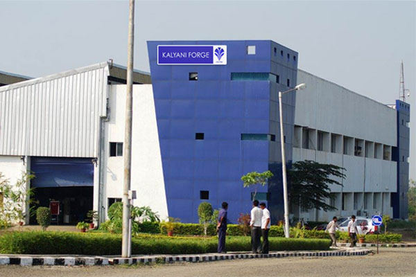 Kalyani Forge - Forging Company